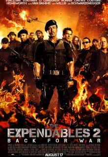 Los mercenarios 2 (The Expendables 2)