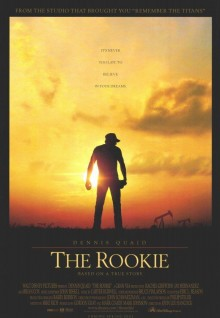 The rookie (El novato)