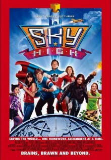 Sky High, escuela de altos vuelos