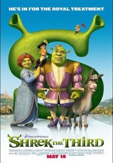 Shrek Tercero (Shrek 3)
