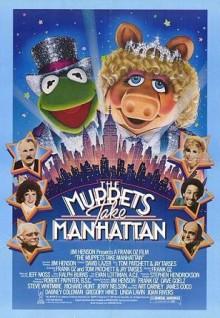 Los teleñecos conquistan Manhattan (Los Muppets en Nueva York)