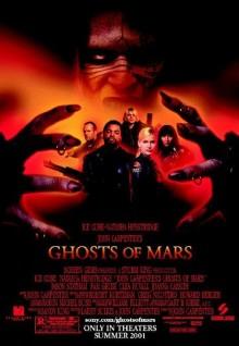 Fantasmas de Marte de John Carpenter