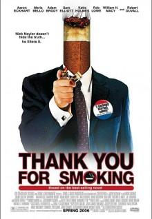Gracias por fumar