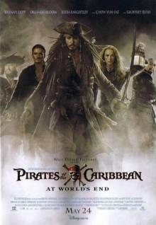 Piratas del Caribe: En el fin del mundo (Piratas del Caribe 3)