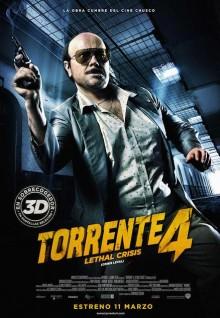 Torrente 4: Lethal Crisis (Crisis Letal)