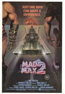 Mad Max 2, el guerrero de la carretera
