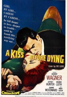 Un beso antes de morir (AKA Bésame antes de morir)