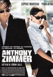 El secreto de Anthony Zimmer