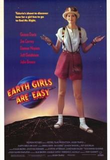 Las chicas de la Tierra son fáciles