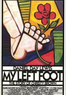 Mi pie izquierdo