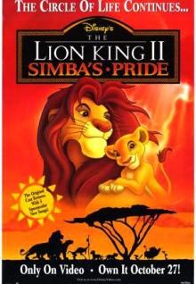 El Rey León 2 - El tesoro de Simba
