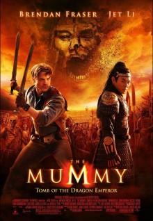 La momia: La tumba del emperador Dragón (La momia 3)