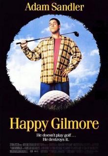 Happy Gilmore  (Terminagolf)