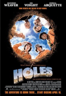 La maldición de los hoyos  (Holes)