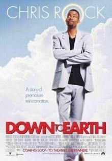 De vuelta a la tierra  (Down to Earth)